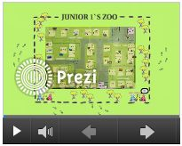 PREZI JUNIOR 1 ZOO
